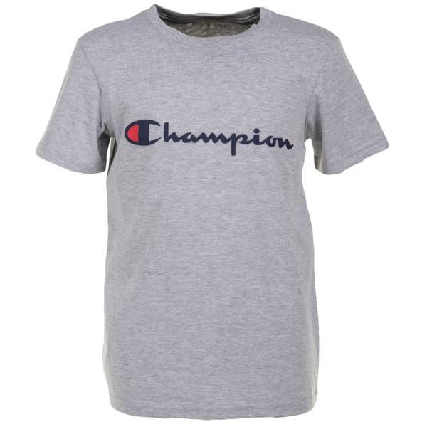 7ea4d412e Champion Boys' Short Sleeve Logo Tee