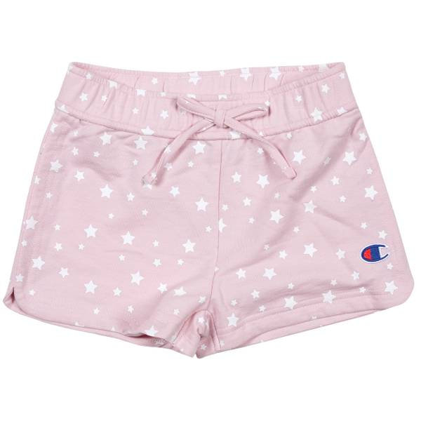 All-Over Star Print Short