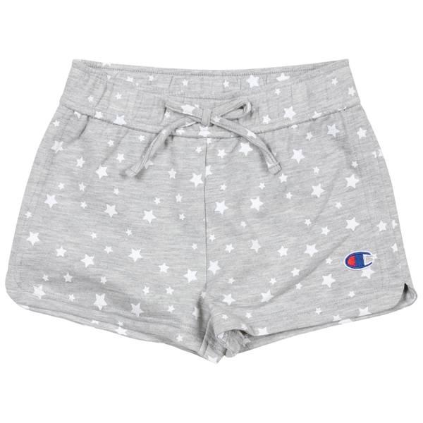 Girls' All-Over Star Print Shorts