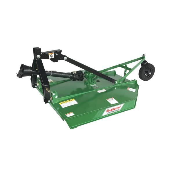 Green 5 Flex Hitch Kutter 40 HP SC