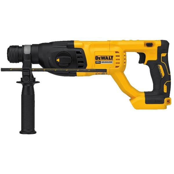 "20V Max XR Brushless 1"" D-Handle Rotary Hammer (Bare Tool)"