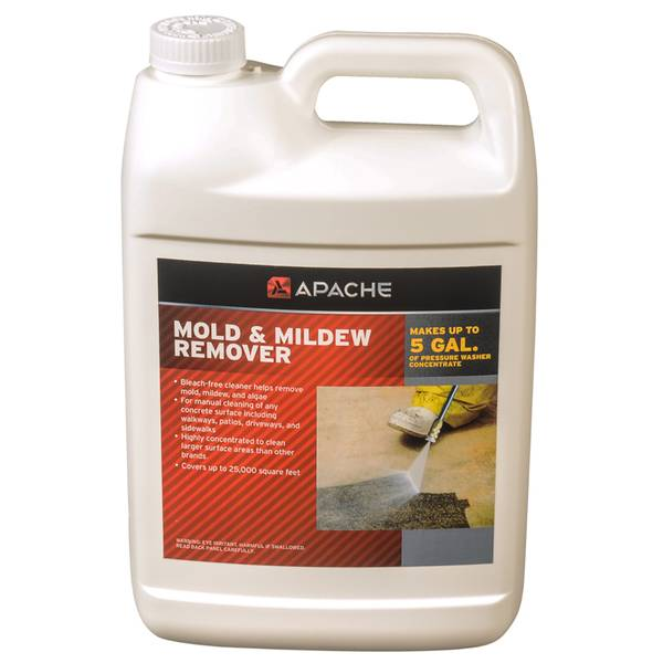 Mold and Mildew Super Pressure Washer Detergent Concentrate