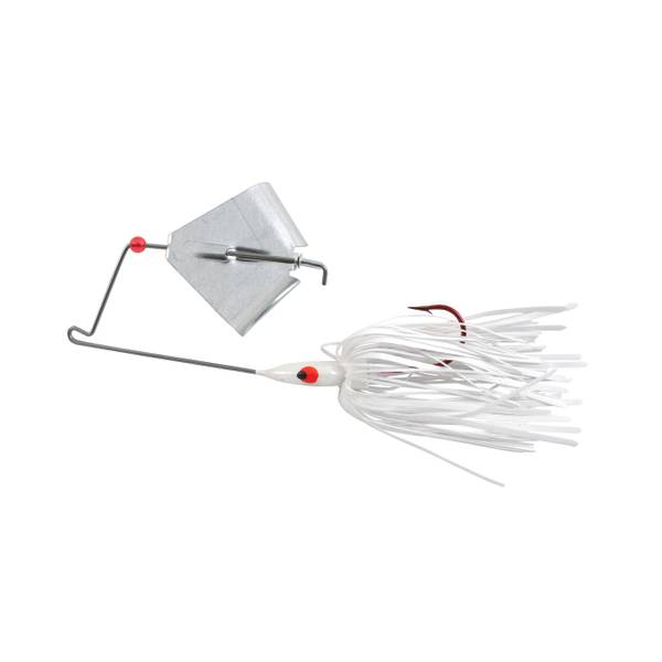 Northland Fishing Tackle White Buzzbait Classic Fishing Lure