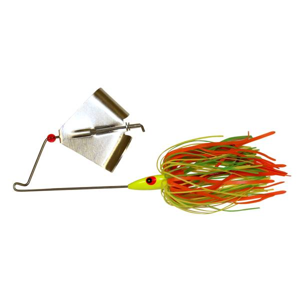 Northland Fishing Tackle Bluegill Firetiger Buzzbait Classic Fishing Lure