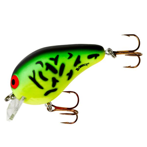 "2 2/"" Two Popular Colors! Bomber® Square /'/'A/'/'™ Crankbaits"