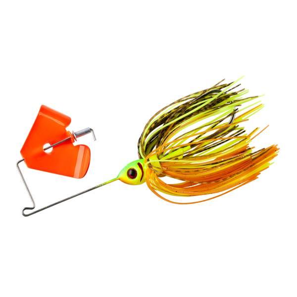 BOOYAH 1/8 oz Pond Magic Buzz Fire Bug Fishing Lure