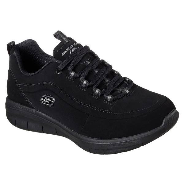 Women's Black Synergy 2.0 Side Step Training Sneakers