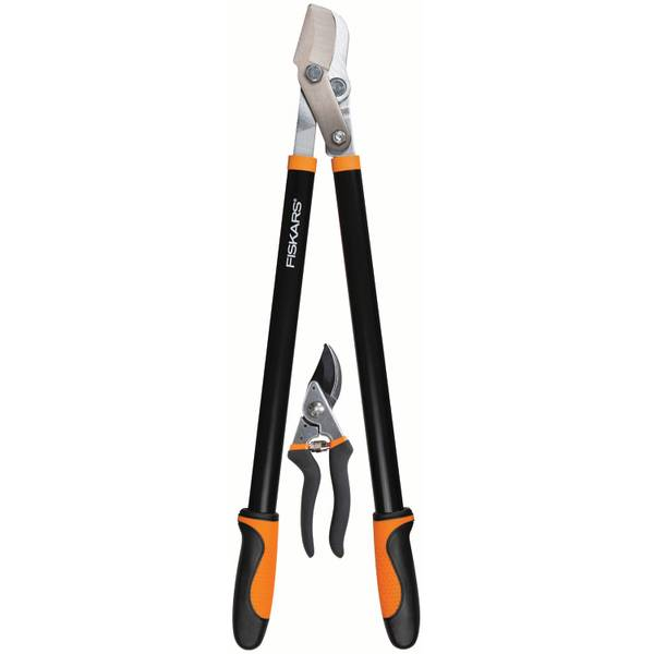 2-Piece Lopper and Pruner Kit