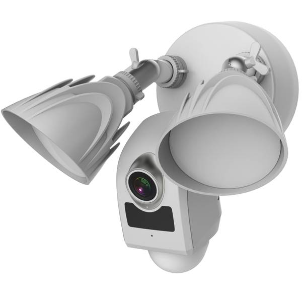 Home Security Spotlight Wireless Camera