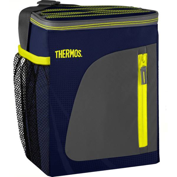 12-Can Blue Thermos Radiance Cooler