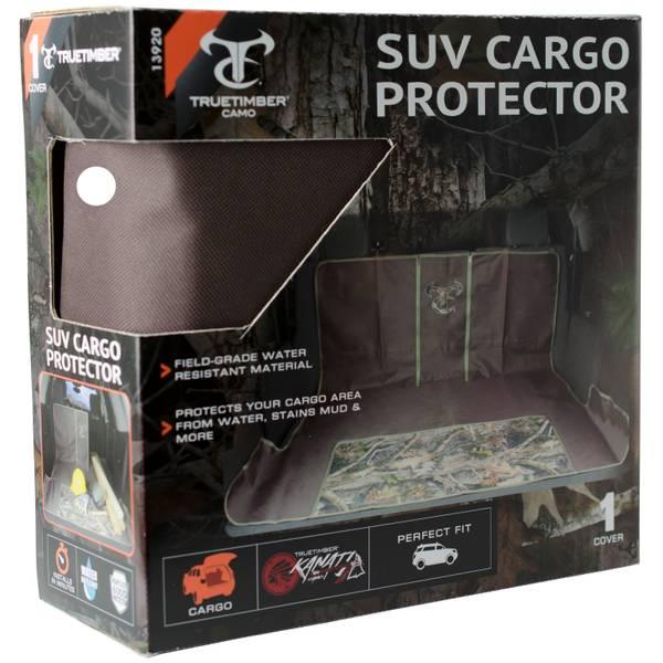Camouflage SUV Heavy Duty Cargo Protector