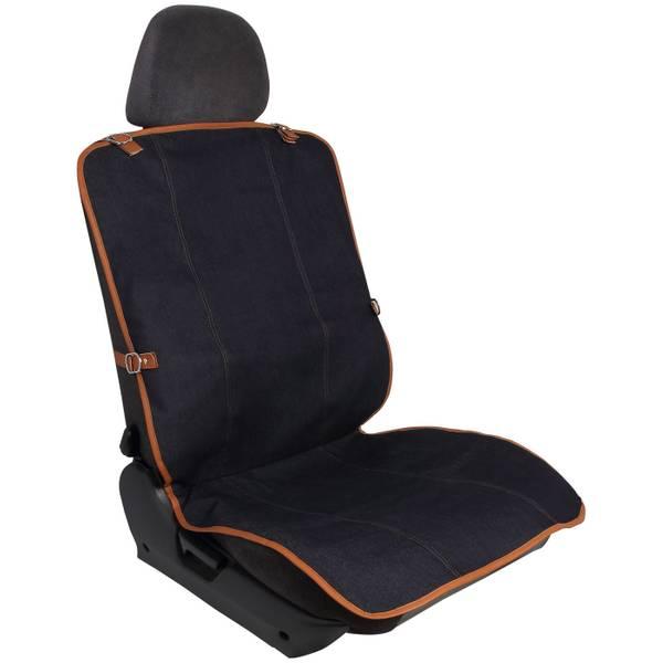 Denim Seat Vest