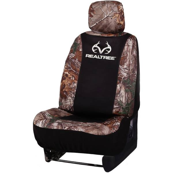 Realtree Low Back Neoprene Seat Cover