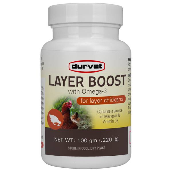 100 Gram Layer Boost with Omega-3