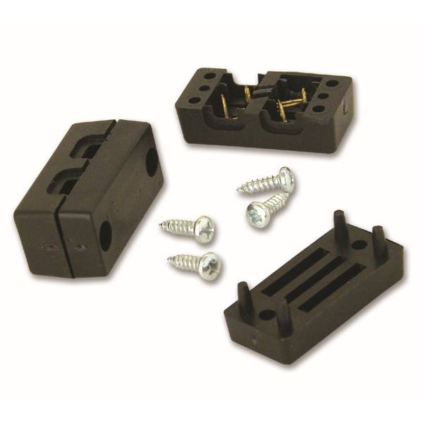 Low Voltage Cable Connectors, 2-Pack on