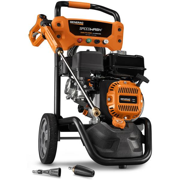 Speedwash 2900 PSI Pressure Washer System