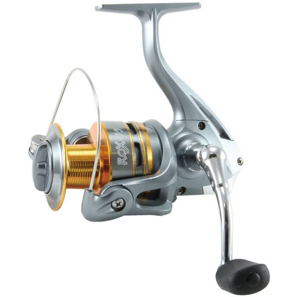 Okuma Gray 7.8 oz Rox Spinning Reel