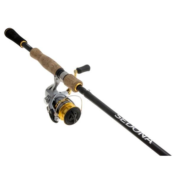 Shimano Sedona Freshwater Rod & Reel Spinning Combo
