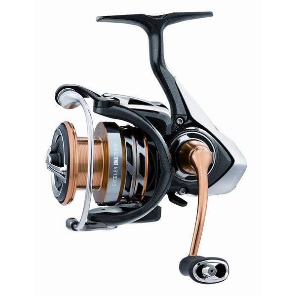 Daiwa 5BB 2500 Exceller LT Spinning Reel