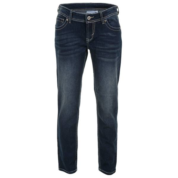 """Women's 28"""" Crop Pants with Flap Pockets"""