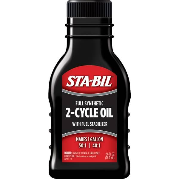 2-Cycle Oil 2.6 oz