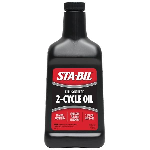 2-Cycle Oil 16 oz