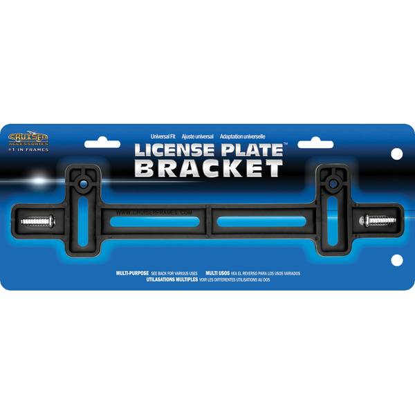 Bracket Black License Frame License Plater Holder