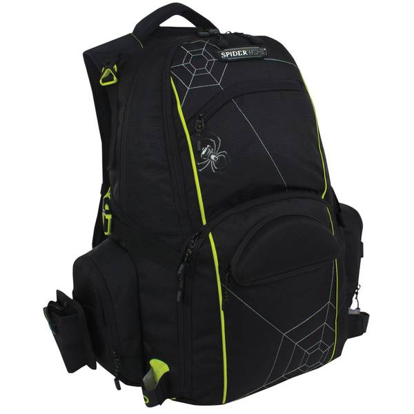 d267f26138 SpiderWire Fishing Tackle Backpack