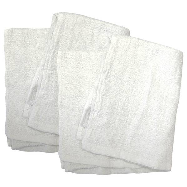 6-Pack Roll Terry Towels