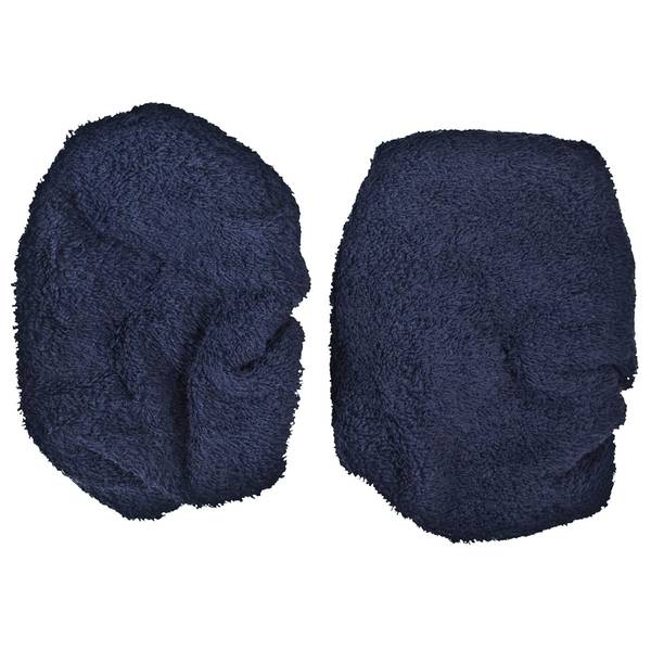 """2-Pack 5""""-6"""" Terry Bonnets"""