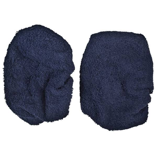 "2-Pack 9""-10"" Terry Bonnets"