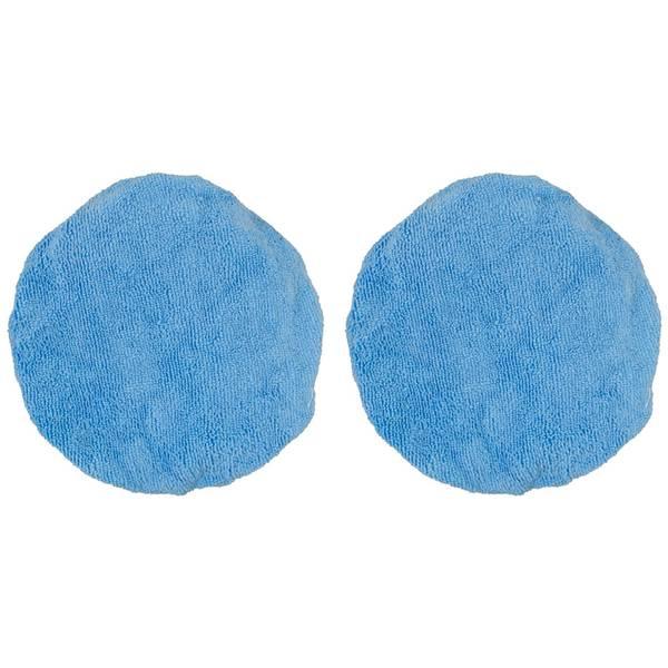 "2-Pack 5""-6"" Microfiber Bonnets"