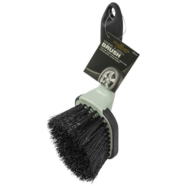 Deluxe Wheel and Grille Brush