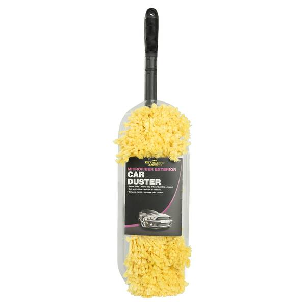 Large MicroFiber Brush Duster