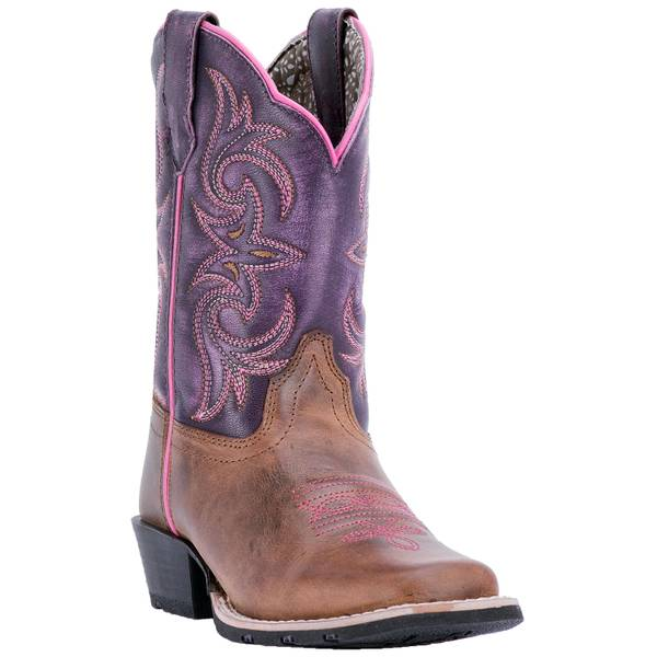 c08401b0de Dan Post Kids  Western Boots