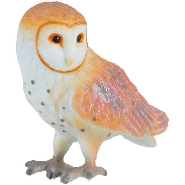 CollectA Standing Barn Owl Kid Figurine