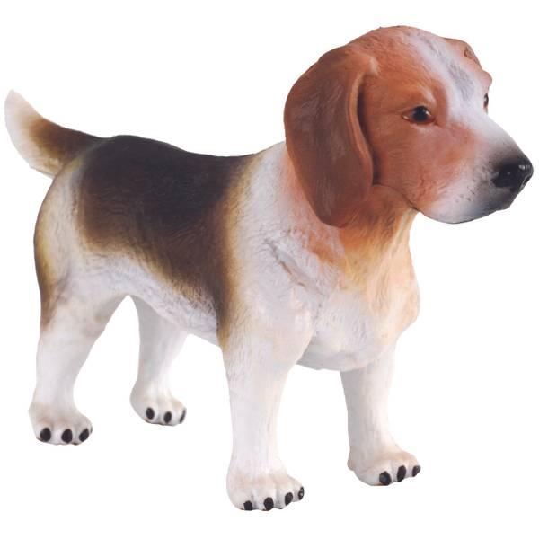 CollectA Standing Beagle Dog Kid Figurine