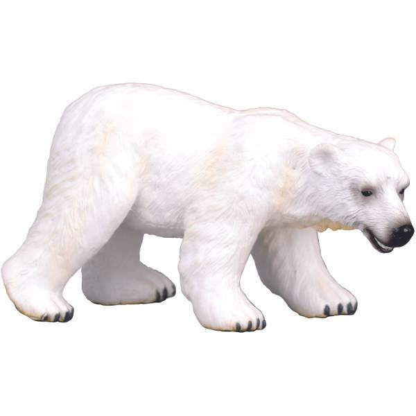 CollectA Standing Polar Bear Kid Figurine