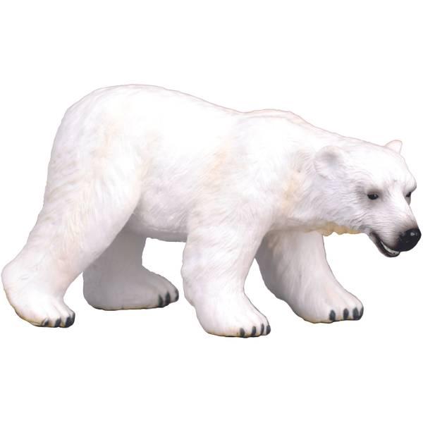 CollectA Standing Polar Bear Kid Figurine