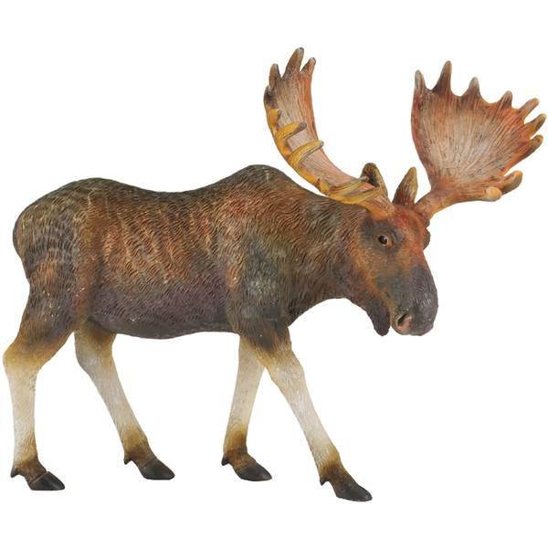 CollectA Walking Moose Kid Figurine