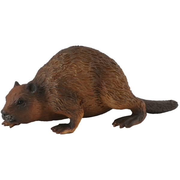 CollectA Walking Beaver Kid Figurine