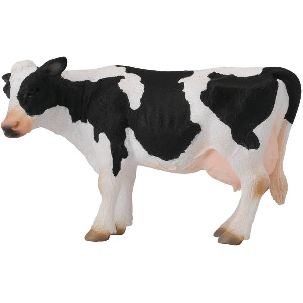 CollectA Standing Friesian Cow Kid Figurine