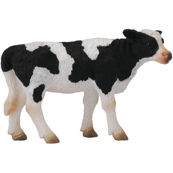 CollectA Standing Friesian Calf Kid Figurine