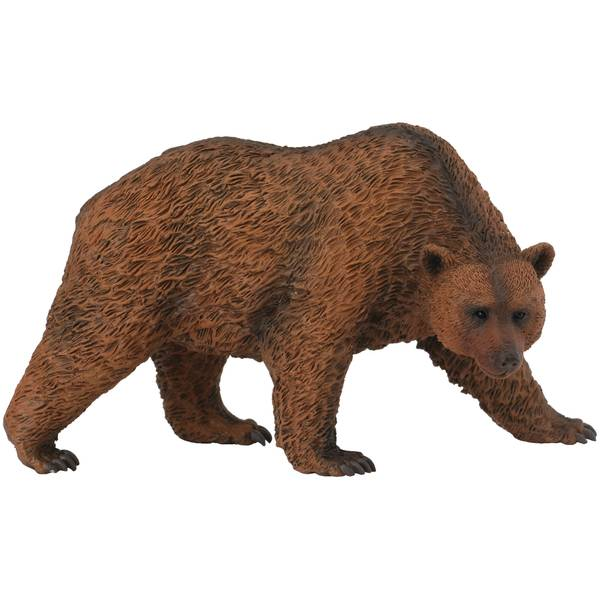 CollectA Standing Brown Bear Kid Figurine