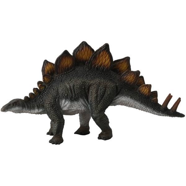 CollectA Standing Stegosaurus Dinosaur Kid Figurine