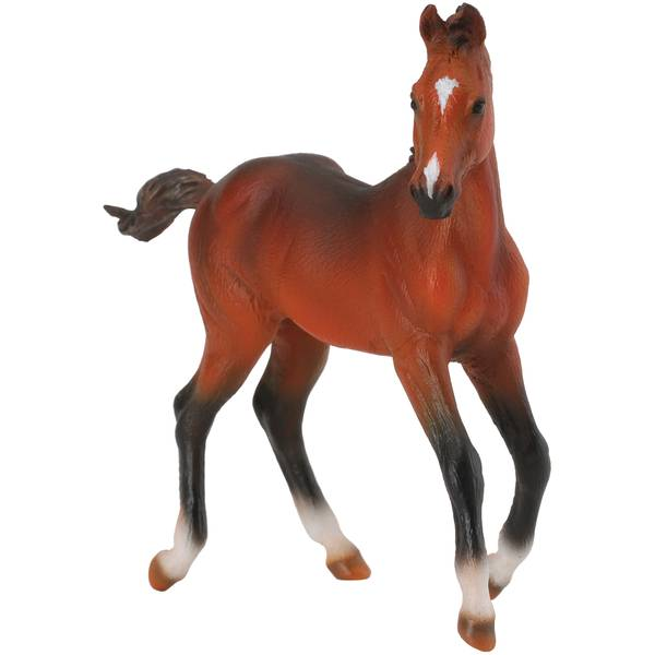 CollectA Staning Bay Quarter Horse Kid Figurine