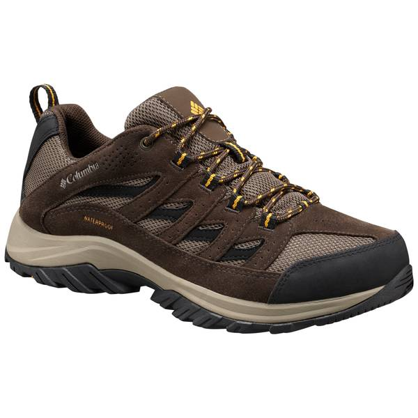 Crestwood Waterproof Low Hiking Boots