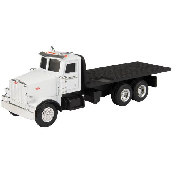 1:64 Peterbilt Flatbed Truck