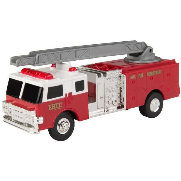 """5"""" Red Firetruck"""