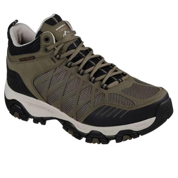 Men's Olive & Black Terrabite Turbary Trail Shoes